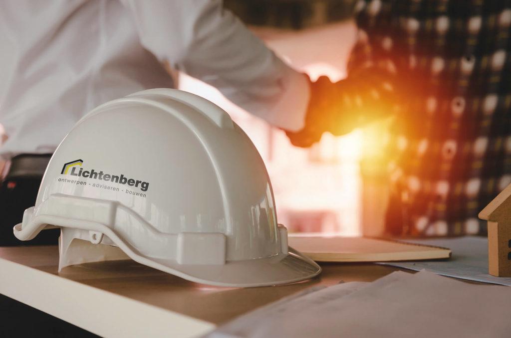 Start van de bouw - Lichtenberg Exclusieve Villabouw